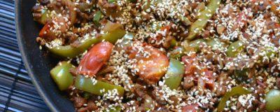 Beef-less Stir-Fry